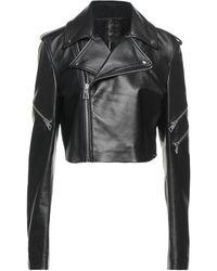 Manokhi Jacket - Black