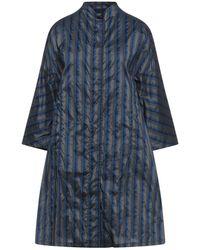 Aspesi Overcoat - Blue
