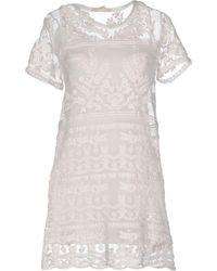 Denim & Supply Ralph Lauren Short Dress - White