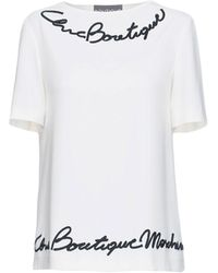 Boutique Moschino - Blouses - Lyst