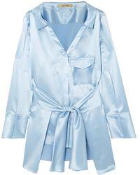 Hellessy Camisa - Azul