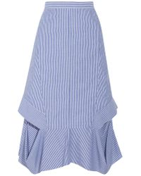 Chalayan - 3/4 Length Skirt - Lyst