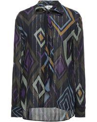 Attic And Barn Camisa - Multicolor