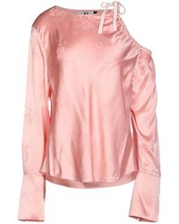 TOPSHOP Blouse - Pink