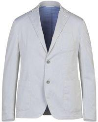 Jeckerson Suit Jacket - Grey