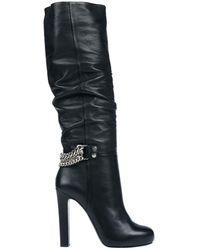Gianmarco Lorenzi Boots - Black