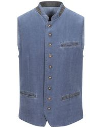 Schneiders Waistcoat - Blue