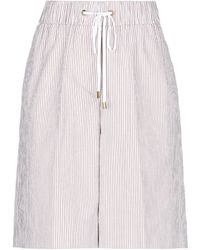 Peserico Bermuda Shorts - Brown
