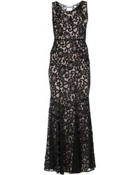 Moschino Long Dress - Black