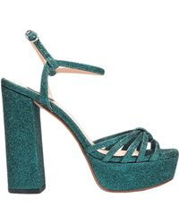 Pinko Sandals - Green
