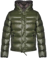 Duvetica Down Jacket - Green