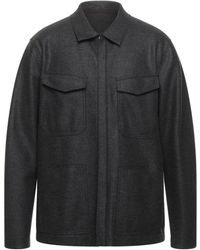 Harris Wharf London Camisa - Gris