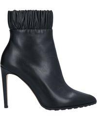 Chloe Gosselin Ankle Boots - Black