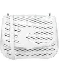 Coccinelle Cross-body Bag - White