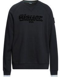 Blauer Sweatshirt - Black