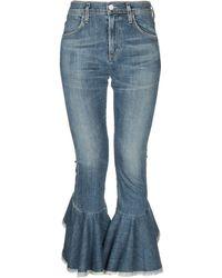 Citizens of Humanity Pantaloni jeans - Blu