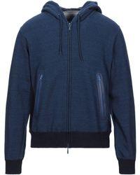 Fumito Ganryu Sweatshirt - Blau
