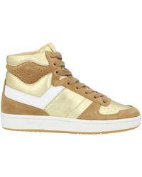Product Of New York Sneakers - Mettallic