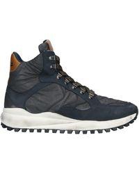 Voile Blanche High Sneakers & Tennisschuhe - Blau