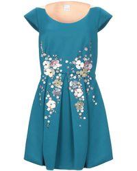 CO|TE | Short Dress - Blue