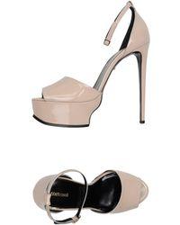 Roberto Cavalli Sandals - Natural