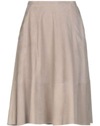 DROMe - Knee Length Skirt - Lyst