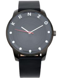 KENZO Montre de poignet - Noir
