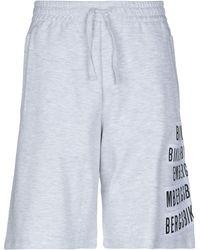 Bikkembergs Shorts & Bermuda Shorts - Gray