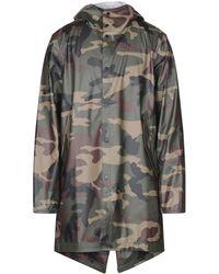 Herschel Supply Co. Overcoat - Multicolor