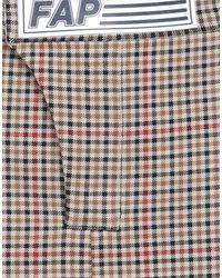 Filles A Papa Midi Skirt - Multicolour