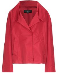 Rochas Suit Jacket - Red