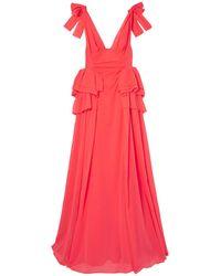 Rosie Assoulin Long Dress - Pink
