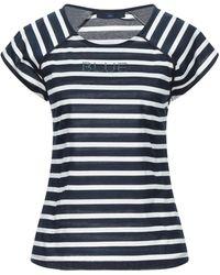 Blue Les Copains T-shirt - Blue