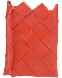 Bottega Veneta Cross-body Bag - Orange