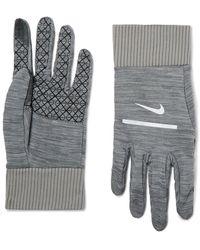 Nike Gants - Gris