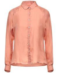Mosca_ Shirt - Orange