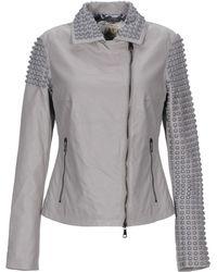 Vintage De Luxe Jacket - Gray