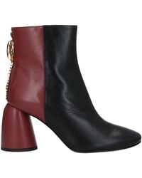 Ellery Ankle Boots - Black