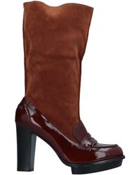 Marc By Marc Jacobs Boots - Brown