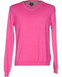 Henry Cotton's Pullover - Multicolor