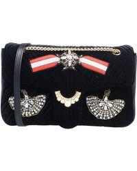 Silvian Heach Cross-body Bag - Black