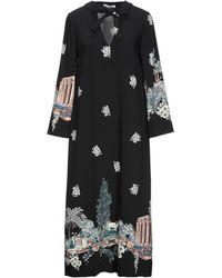 Vivetta Midi Dress - Black