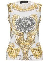 Versace Sweater - White