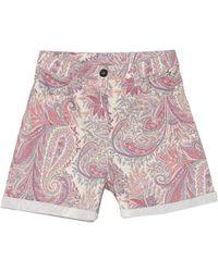Souvenir Clubbing Shorts et bermudas - Blanc