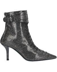 Philosophy Di Lorenzo Serafini Ankle Boots - Metallic