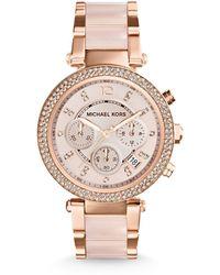Michael Kors Wrist Watch - Metallic