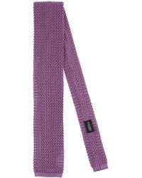 Tombolini Tie - Purple