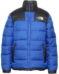 The North Face Down Jacket - Blue