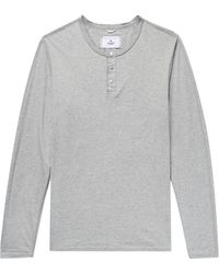 Reigning Champ - T-shirts - Lyst