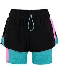PUMA Shorts & Bermuda Shorts - Black